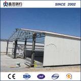 H-Kapitel Stahlaufbau-Gebäude für Geflügel-Haus
