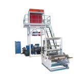 Máquina de película de plástico HDPE / LDPE automática con solo Winder