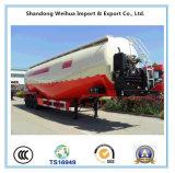 De populaire Semi Aanhangwagen van de Tanker van het Cement van 42cbm 55t Bulk