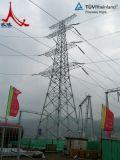 Riga di trasporto di energia d'acciaio torretta dell'acciaio