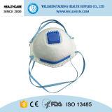 Het beschermende Niet-geweven Masker van het Gezicht van de Ademhalingsapparaten van de Rook