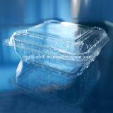 Grammo impaccante del cassetto 125-500 del contenitore del mirtillo di plastica puro della copertura superiore