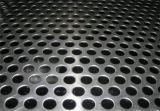Lamina di metallo perforata personalizzata dell'acciaio inossidabile
