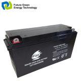12V bateria solar do ciclo profundo do volt 100ah para o sistema de energia