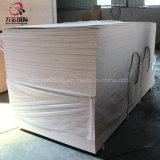 madera contrachapada laminada melamina de 3m m
