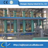 Engine de rebut Oil Recycling à Diesel Grade Oil Distillation Machine