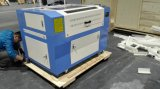 Máquina de grabado del laser del CO2, zona de trabajo de 400*600m m, motor de paso de progresión, Ce y FDA