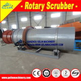 Drum Rotary Wash Scrubber Machine pour Clay Gold Mining