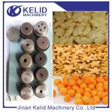Chaîne de production automatique de casse-croûte de maïs d'Industril