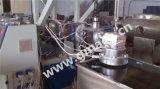 Plastik-Schmelzzahnradpumpe für HDPE Einzelheizfaden-Strangpresßling-Zeile