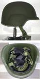 Iiia 9mm. Un casco dei 44 militari, casco a prova di proiettile