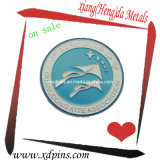 Xiangda Fashional Custom Metal Badge su Hot Sale (HST-BS-0)