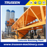 Equipo de procesamiento por lotes por lotes concreto vendedor caliente de la construcción de una fábrica
