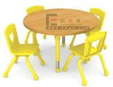 Muebles baratos del plástico de la escuela del juego de los muebles de escuela de los muebles de la guardería
