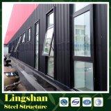 Het de geprefabriceerde Lichte Pakhuizen van het Structurele Staal/Huis/de Workshop van het Frame