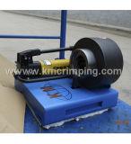 Горячее сбывание машина Km-92s-a шланга 1 дюйма гофрируя (ручной тип)