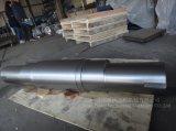 刻みをつけられたOEMの機械装置部品の精密は鋼鉄シャフトを造った