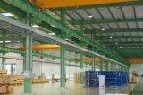 Oficina longa da construção de aço da luz da extensão