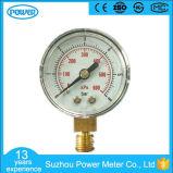 40mm Plastikfall-Qualitäts-Manometer