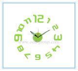 Reloj de pared caliente 3D, reloj de pared grande, reloj de pared del surtidor de China