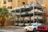 세륨을%s 가진 수수께끼 Car Parking Lift System
