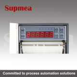 Registrador de carta da umidade da temperatura