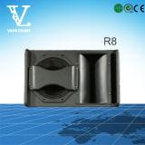 R8 escolhem 8 '' a linha pequena altofalante estereofónico da disposição