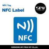 Rewritable FM1108 ISO14443A 13.56MHz NFCの札RFID