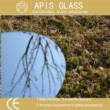 espejo Tempered de la seguridad de cristal de /Art del espejo del aluminio de 6m m para la decoración