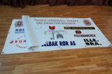 Drukt de Volledige Kleur van de douane Uw Banner van pvc van de Vertoning van het Ontwerp Duurzame Goedkope af