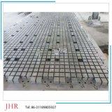 Operar a máquina de molde Grating da plataforma FRP