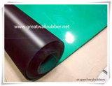 Fabrik-Verkaufs-antistatische Gummiblatt-Fußboden-Matte, ESD-Gummi-Blatt