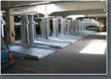 هيدروليّة [سنجل] موقع مرأب إصلاح سيدة عربة سيّارة مصعد