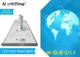 100 watts tous dans un/ont intégré le réverbère solaire de DEL