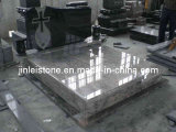 Marble & Granite personalizados Monuments/Headstone/lápide para Style europeu
