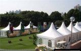 Im Freien weißes Pagode-Zelt der Hochzeits-10X10