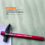 Тип покрашенный H-05 деревянной ручки французский молоток с раздвоенным хвостом