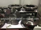 Rotors de frein à disque de camion d'OEM 1402272 Scani