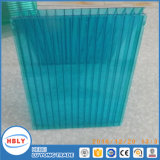 Revêtement en plastique UV Bendable Blocking Sunhouse Tinted Polycarbonate Plate