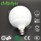 G80 bulbo de aluminio global grande del plástico 12W LED