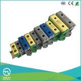 Utl 50mm2 escolhe o bloco terminal do cabo de alumínio atual elevado de Pólo