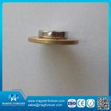 Магнит рожочка кольца самого сильного нео магнита магнитный