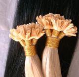 U-Capovolgere i capelli Extention, estensione Pre-Tenuta da adesivo dei capelli