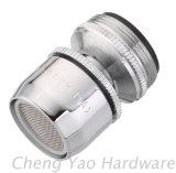 Аэратор крана сбережения воды шарнирного соединения резьбы 360 поединка Ca-10200, аэратор /Cupc Faucet, латунь или нержавеющая сталь, пластмасса ABS/POM/Nylon, аэратор Faucet