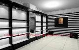 Système Fitting Garment Rack Shelf Display Stand Cabinet avec Base (XBLC020)