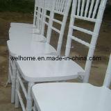 Chiavari 나무로 되는 의자