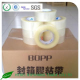 Bande adhésive chaude d'emballage du carton BOPP de la vente 48mm