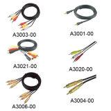 Auido/câbles visuels (A3001-00)