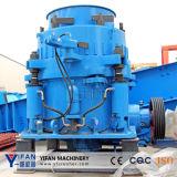 Principio principal chino del trabajo de la trituradora del cono de la tecnología