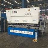 Escolhe a máquina de dobra hidráulica do CNC da placa